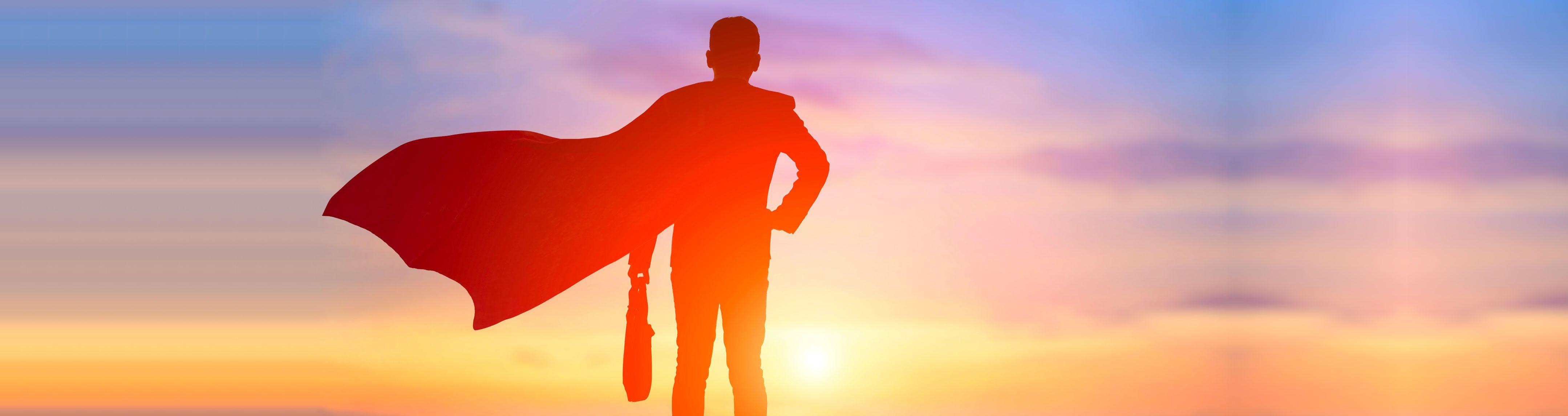 bannière super héros sophrologie