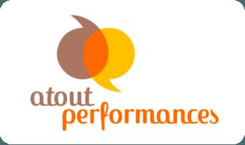 Logo Atout performances - sophrologie